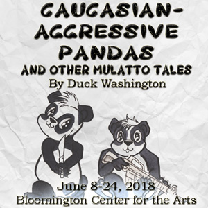 Caucasian-Aggressive Pandas and Other Mulatto Tales